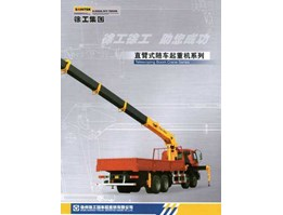 Jual Telescoping Boom Crane Series