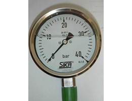 "SIKA PRESSURE GAUGE "" MADE IN GERMANY"""
