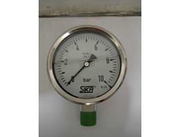 SIKA PRESSURE GAUGE  MADE IN GERMANY