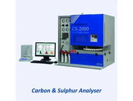 Jual Carbon sulfur analyzer for mineral mining CS-2000 - LabFit