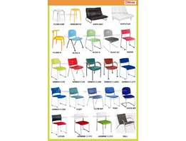 Jual CHITOSE Multipurpose Chair