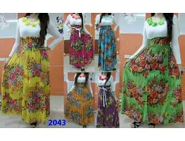 Jual Dress Bunga