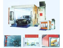 Oven Cat Mobil/Oven Spray Booth