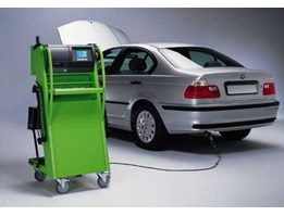 Automotive Gas Analyzer/Alat Uji Emisi Gas Buang Otomotif