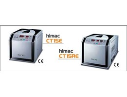 Tabletop High-Speed Micro Centrifuges Hitachi CT15E/ CT15RE