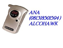 Jual Alcohol tester / ALCOHOL BREATH TESTER