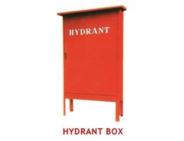 Outdoor Hydrant Box
