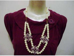 Jual kalung  Pearly