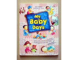 Jual Buku My Baby Days
