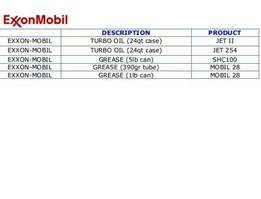 exxon mobil products