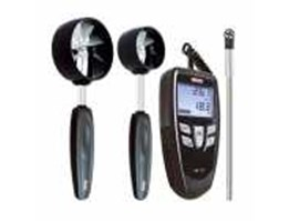 Jual Portable Thermo Anemometer, Model LV 100