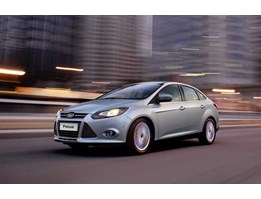 Jual All New Ford Focus