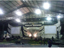 Jual rental stage equipment