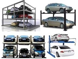 Jual Lift Mobil - Car Parking Lift