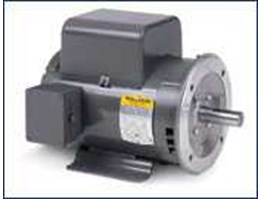BALDOR AC MOTOR FOOT AND FLANGE