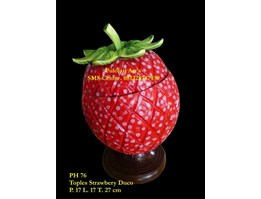 Jual Toples Strawberry Duco