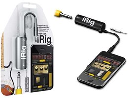 Amplitube iRig Guitar for iPad/ iPhone/ iPod Touch