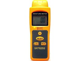 Jual Multifunctional inductive wood moisture meter MODEL SR7825S