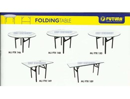 Jual FUTURA Folding Table / Meja Lipat