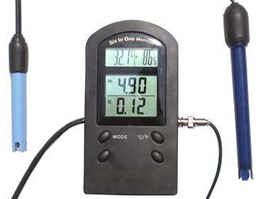 Jual PH-02636 multi-parameter Water Quality Monitor