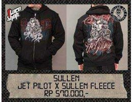 Jet Pilot X Sullen Fleece