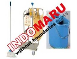 Jual Service Cart w/ cleaning tools K-15