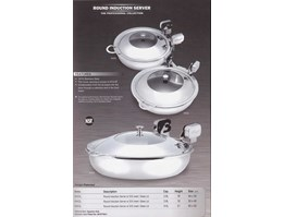 Jual CHAFING DISH INDUCTION