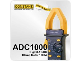 Constant  ADC1000 Digital Clamp Meter 1000 Ampere