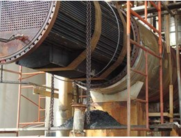 Jual Heat Exchanger cleaning with High Pressure water Blasting or or Hydroblast