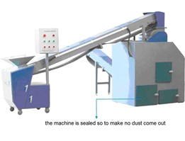Jual Synthesized Sampler for Coal