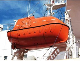 Annual / 5 Yearly Service & Inspection Totally Enclose/ Open Type/ Free Fall Lifeboat, Fast & Rescue Boat, Rubber Boat