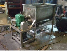Jual Dry Mixer Stainless Steel