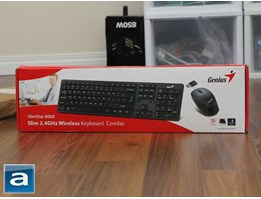 Keyboard + mouse wireles genius slim 8000