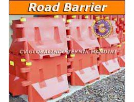 Jual Road Barrier, Water Barrier, Besgard 081318209453