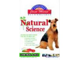 Jual Natural Science Lamb & Rice