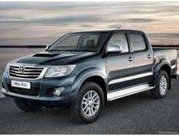 Jual Toyota Hilux double cabin G m/ t