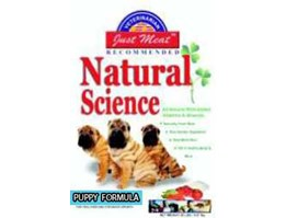 Jual Natural Science Puppy