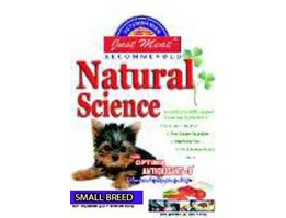 Natural Science Small Breed