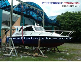 Jual SPEED BOAT PATROLI SERI FBI-0822-XB