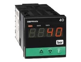 Jual GEFRAN Indicator, Type: 4A 4B 48 FORCE, PRESSURE and DISPLACEMENT TRANSDUCERS INDICATOR with INPUT for STRAIN-GAUGE or POTENTIOMETER