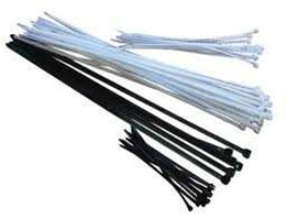 Jual Cable Ties, Vinyl, Cable duct, etc