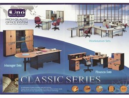 Jual UNO CLASSIC Series - Office Furniture