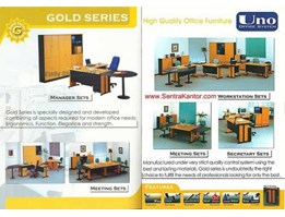 Jual UNO GOLD Series - Office Furniture