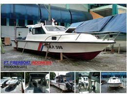 Jual SPEED BOAT PATROLI SERI FBI-1026-XA