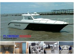 Jual FISHING BOAT 12 METER FBI-1230-SF