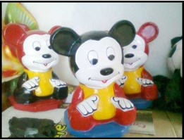 Motif MICKEY MOUSE
