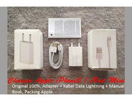 Jual Charger Apple iPhone5 / iPod Touch 5gen Ori 100%