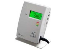 CO2 Monitor/ Controller) Carbon Dioxide Monitor and Alarm
