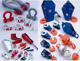 Jual CROSBY Shackle / Hook / Turnbuckle / Wire Rope Clip/