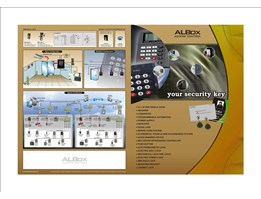 Jual ALBOX SECURITY ALARM SYSTEM